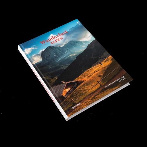 Gestalten Verlag - Wanderlust Alpen