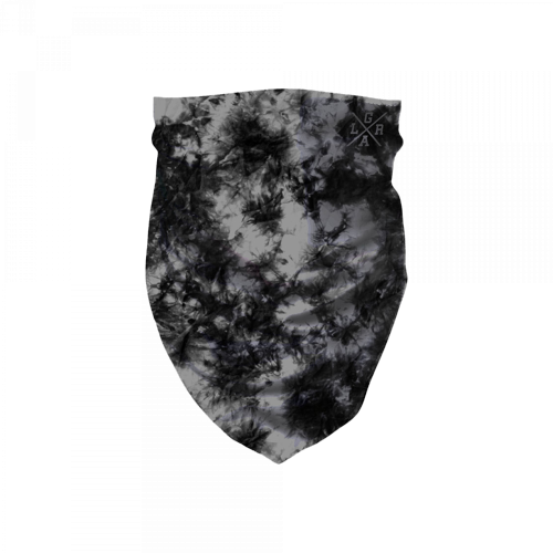 Loose Riders - Schlauchschal (Tie-Dye Grey)