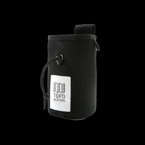 Topo - Chalk Bag (schwarz / weiß)