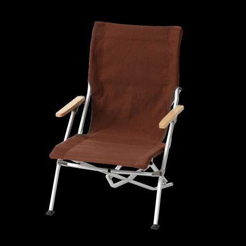 Snow Peak - Low Chair 30 (braun)