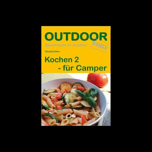 Conrad Stein Verlag - Kochen 2 – für Camper