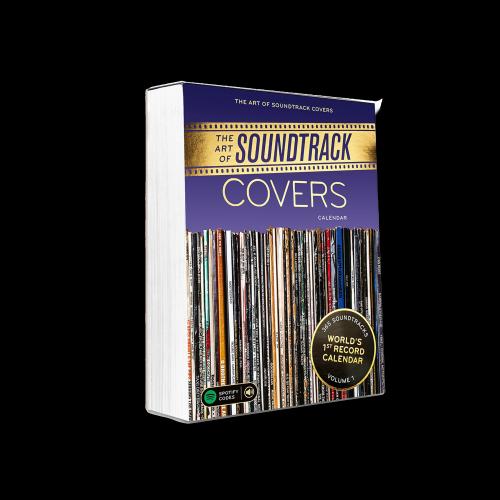 seltmann+söhne - The Art of Soundtrack Covers Kalender 2022