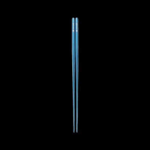 Snow Peak - Titanium Chopsticks (blau)