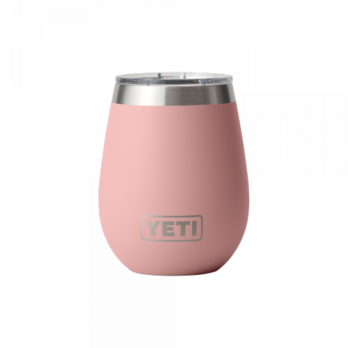 YETI - Rambler 10 Oz Wine Tumbler sandstone pink