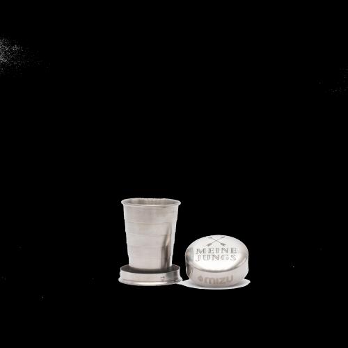 MEINE JUNGS - x MIZU Shot Glass