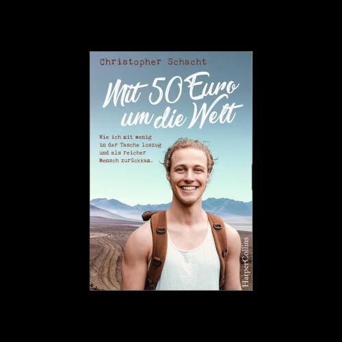HarperCollins - Mit 50 Euro um die Welt