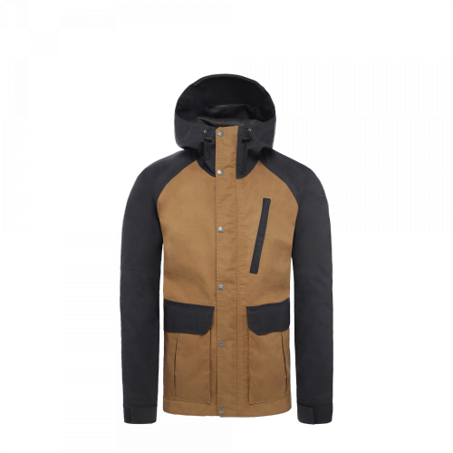 The North Face - British Millerain Sierra Jacket	(khaki / schwarz)