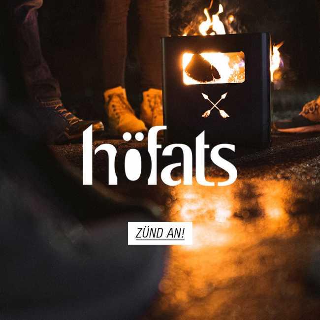 Meine Jungs Feuerkorb von Höfats