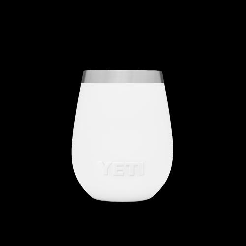 YETI - Rambler 10oz Wine Tumbler (weiß)