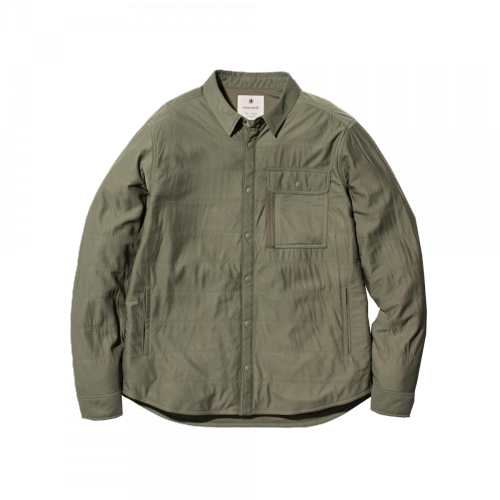 Snow Peak - Flexible Insulated Shirt (olive)