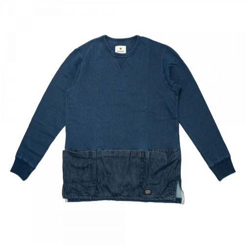 Snow Peak - Camping Indigo Sweat