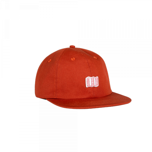 Topo - Mini Map Hat (orange)