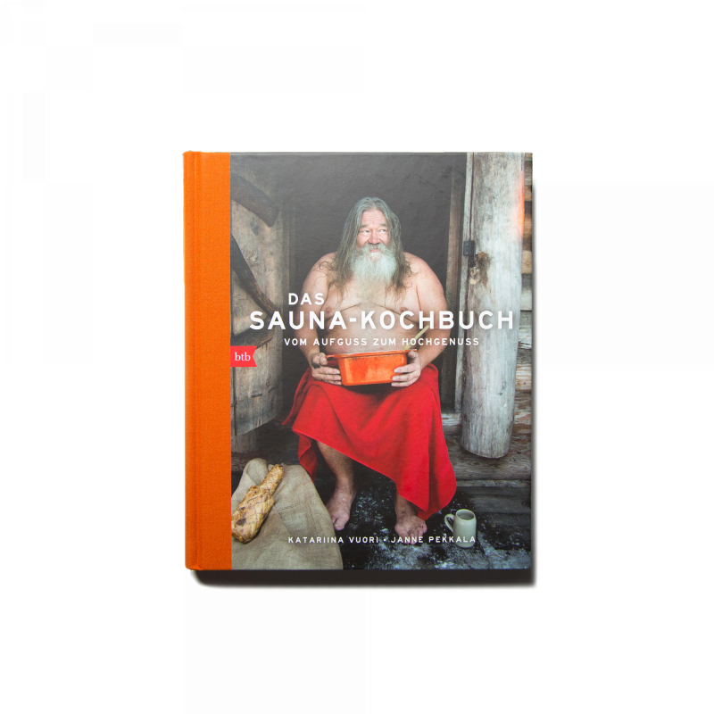 btb Verlag Das Sauna−Kochbuch