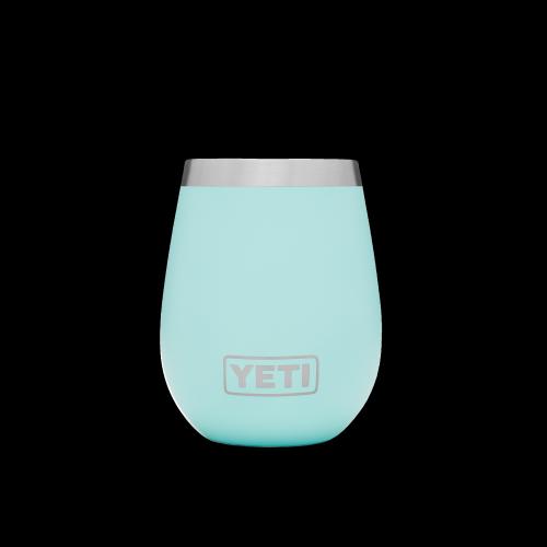 YETI - Rambler 10 oz Wine Tumbler (türkis)