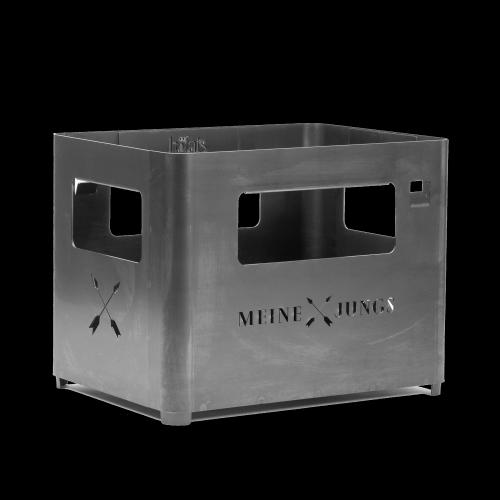 MEINE JUNGS - Beer Box - Feuerkorb