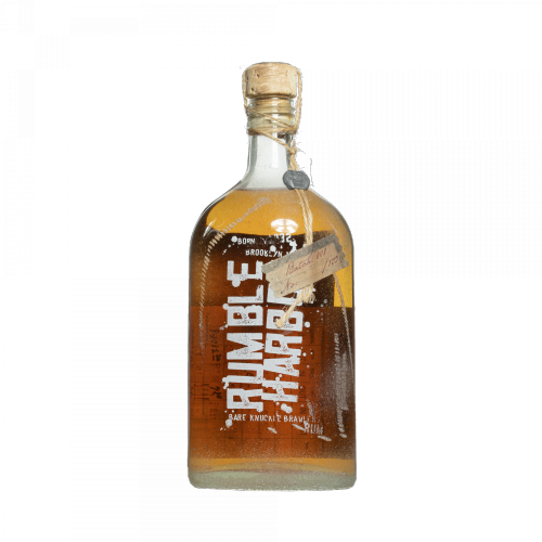 Copper & Brave - Rumble Harbor - The worlds only bare knickte brawlers rum