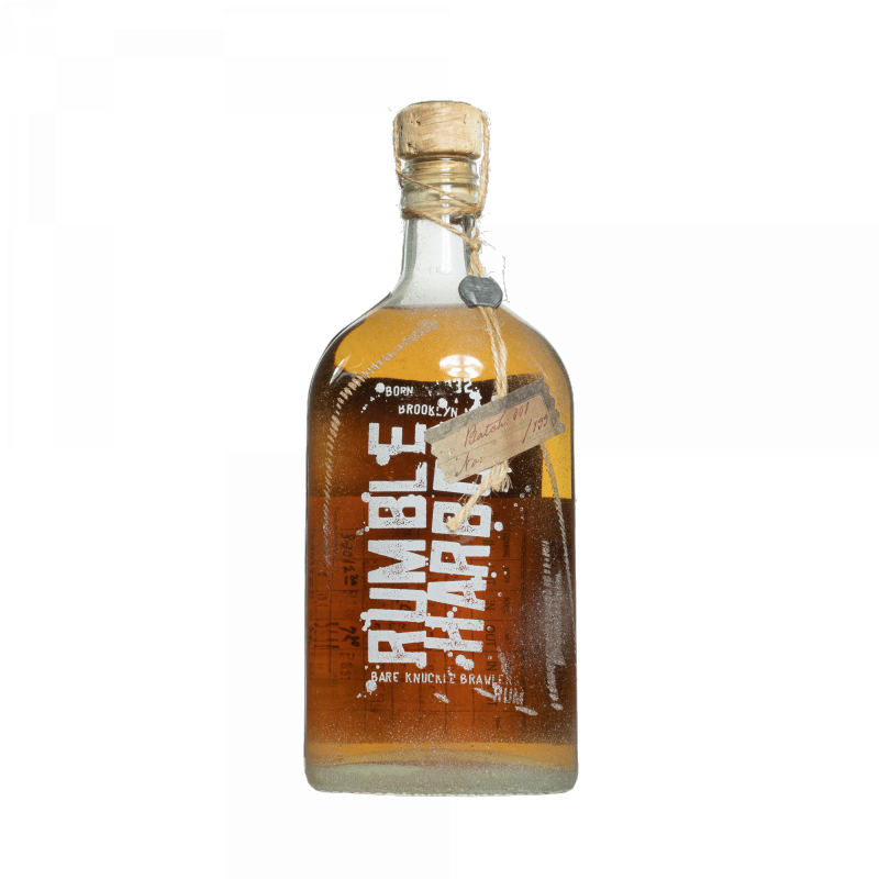 Copper & Brave Rumble Harbor - The worlds only bare knickte brawlers rum