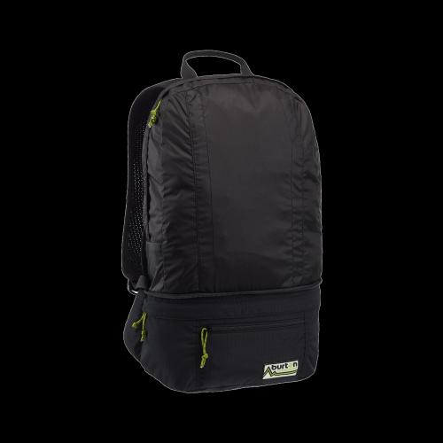 Burton - Sleyton 18l verstaubare Hüfttasche (schwarz)