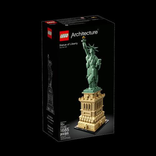 LEGO - 21042 Architecture Freiheitsstatue