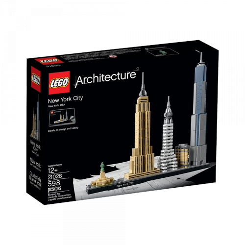 LEGO - 21028 Architecture New York City
