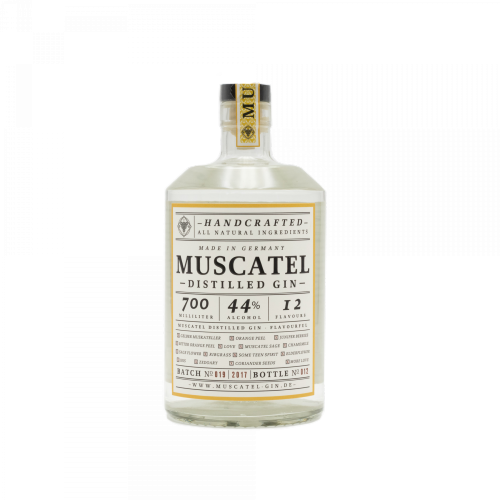 A WITCH, A DRAGON & ME - Muscatel Distilled Gin
