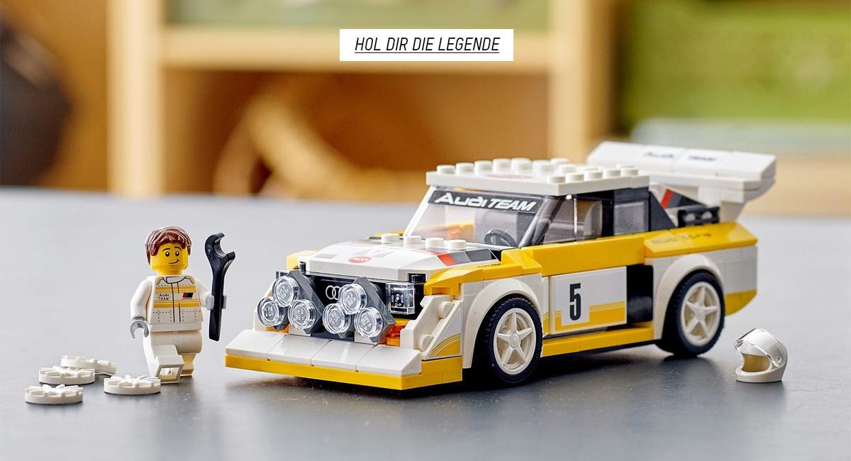 LEGO, Quatro, Spielzeug, Männchen