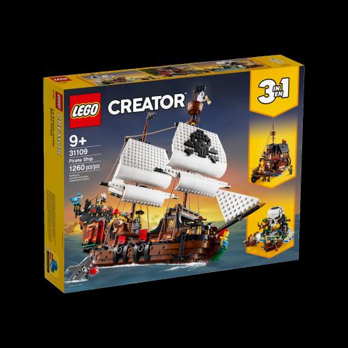 LEGO - 31109 Creator Piratenschiff