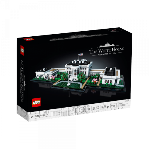 LEGO - 21054 Architecture The White House