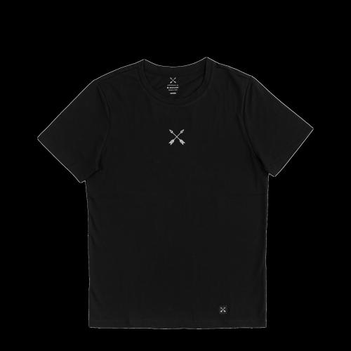 MEINE JUNGS - x Heimplanet Boys don't cry T-Shirt (schwarz)