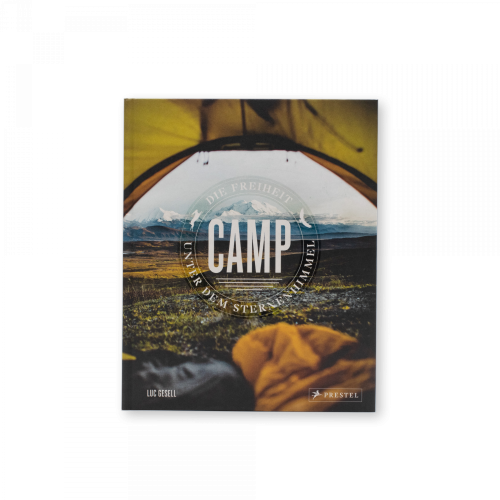 Prestel Verlag - Luc Gesell - Camp / Zelten