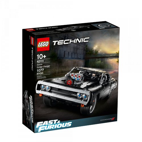 LEGO - 42111 Technic Dom's Dodge Charger