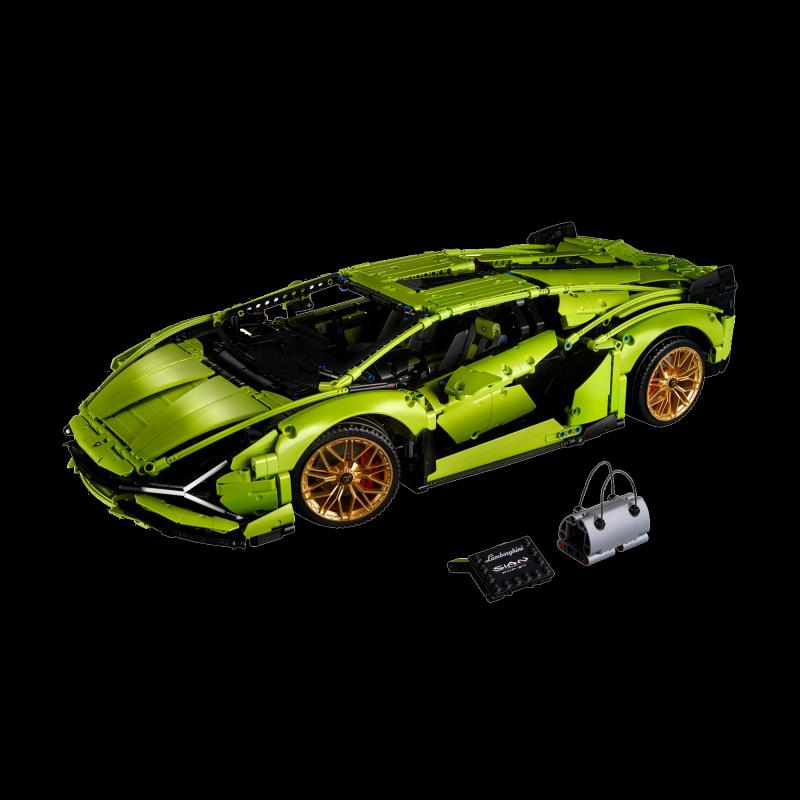 LEGO 42115 Technic Lamborghini Sián FKP 37