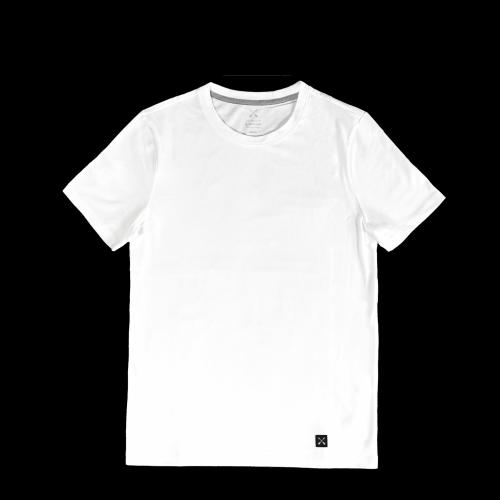 MEINE JUNGS - x Heimplanet Basic T-Shirt (weiß)