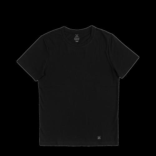 MEINE JUNGS - x Heimplanet Basic T-Shirt (schwarz)
