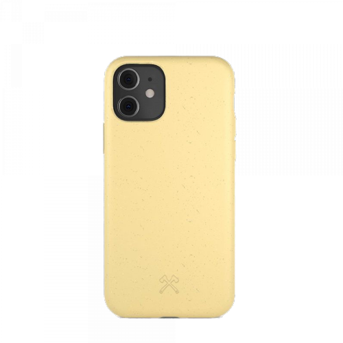 Woodcessories - Bio Case Antimicrobial - iPhone 11 (gelb)