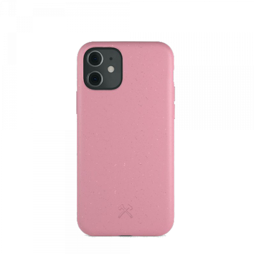 Woodcessories - Bio Case Antimicrobial - iPhone 11 (pink)