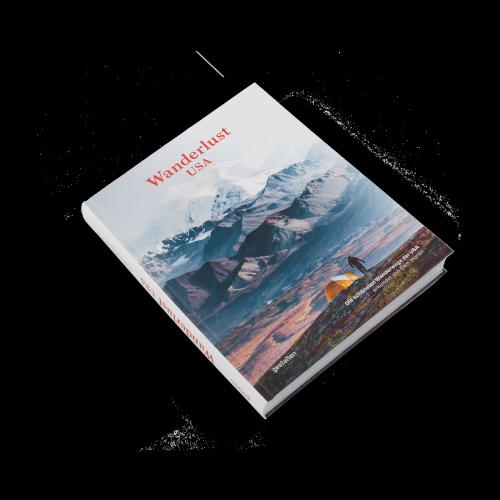 Gestalten Verlag - WANDERLUST - USA