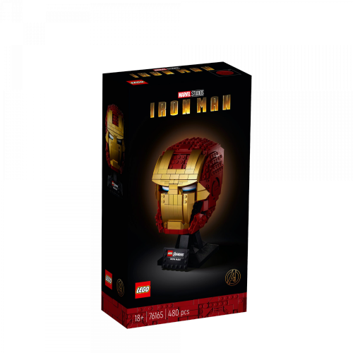 LEGO - 76165 Marvel Iron Mans Helm