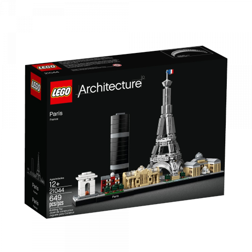 LEGO - 21044 Architecture Paris