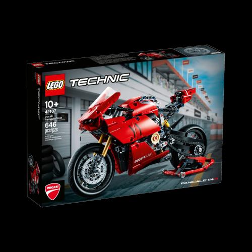 LEGO - 42107 Technic Ducati Panigale V4 R