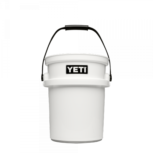 YETI - Loadout Bucket (white)