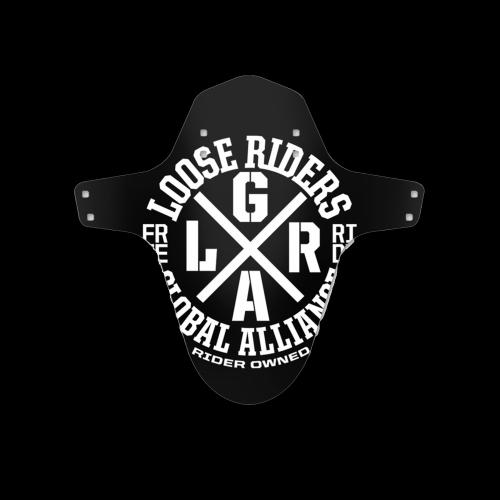 Loose Riders - Mudguard allicante white