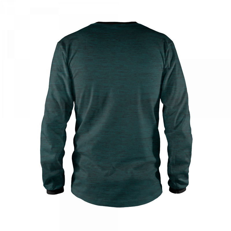 Loose Riders Heather Teal Pocket Trickot