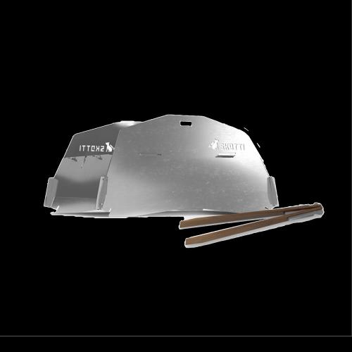 Skotti - CAP Deckel inkl. Grillzange