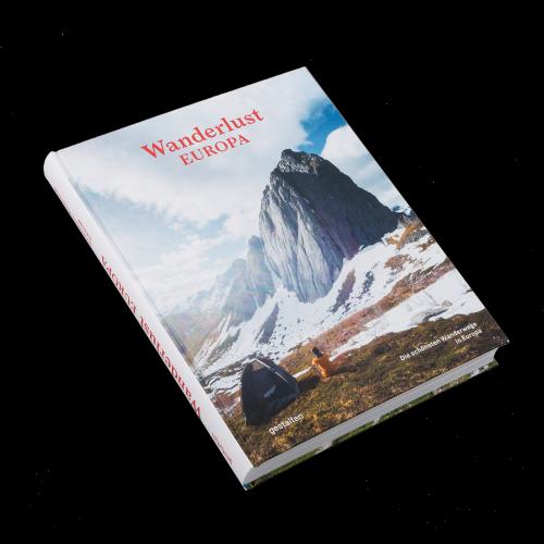 Gestalten Verlag - Wanderlust Europa