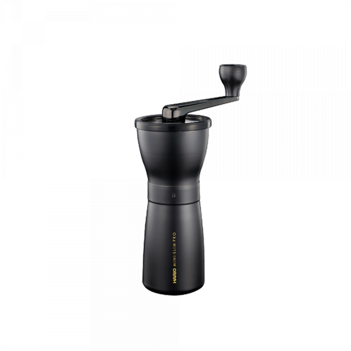 Hario - Ceramic Coffee Grinder Mini-Slim MSS PRO Black