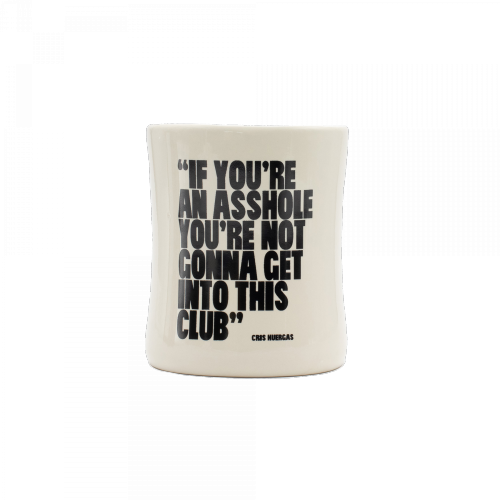 "RBook - Classic Coffee Mug 3 # ""If you´re an Asshole"""
