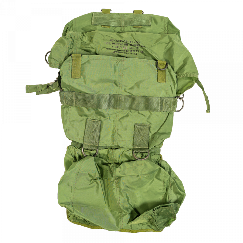 RBook Accessory // Utility Bag - US Army Green