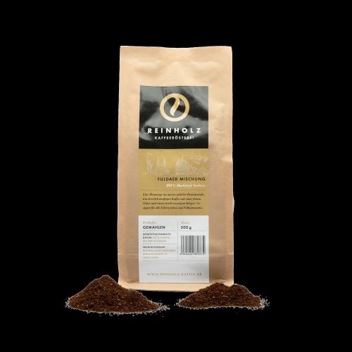 Reinholz - Fuldaer Mischung - Gemahlener Kaffee