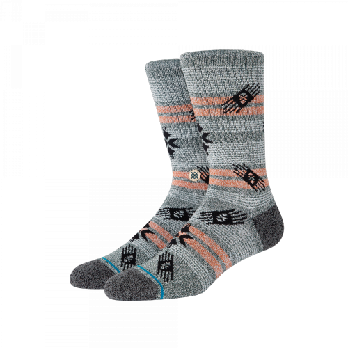 Stance Socks - Mcdermitt (grau)